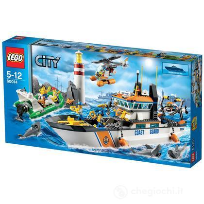 Pattuglia della Guardia Costiera - Lego City (60014)
