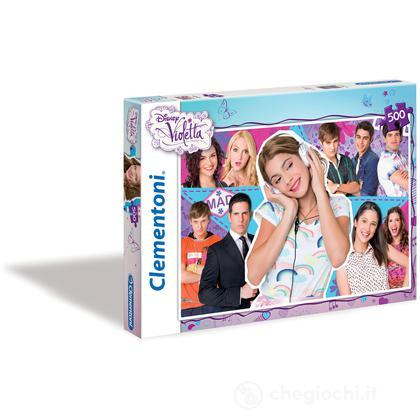 Violetta Puzzle 500 pezzi