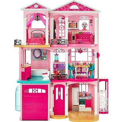 Casa dei sogni di barbie cjr47 casa delle bambole e for Piani casa dei caraibi