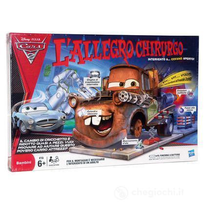 Allegro chirurgo Cars 2