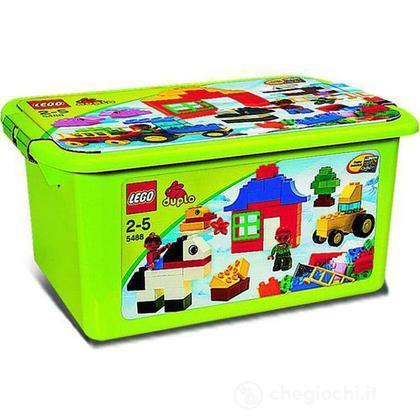 LEGO Duplo Mattoncini - Costruzioni fattoria Lego Duplo (5488)