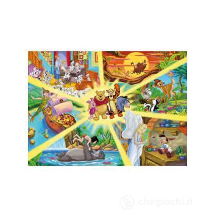 Puzzle - classic group 40 pezzi