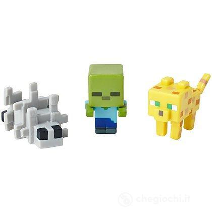 Minecraft 3 personaggi serie 2 (CKH37)
