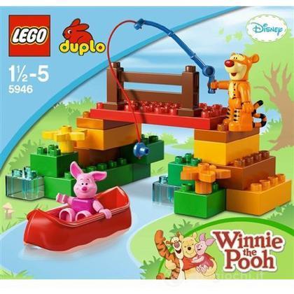 LEGO Duplo Winnie the Pooh - A pesca con Tigro! (5946)