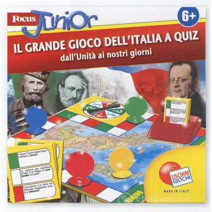 Focus Il grande gioco dell'Unità d'Italia