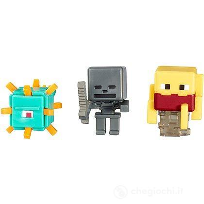 Minecraft 3 personaggi serie 3 (CKH41)