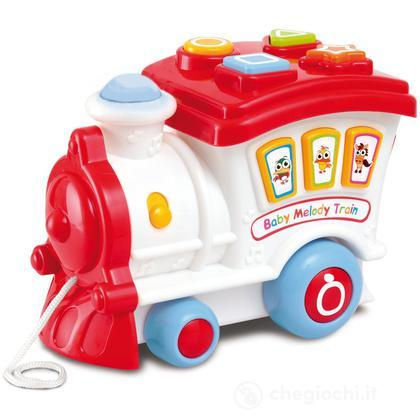 Baby treno con melodie (BTT1431)