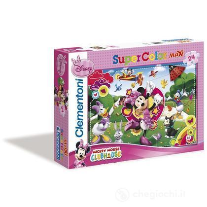 Puzzle 24 pezzi Maxi Minnie (244240)