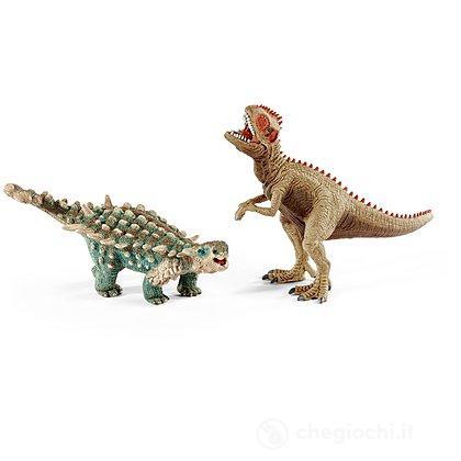 Saicania e Giganotosauro Piccoli (41426)