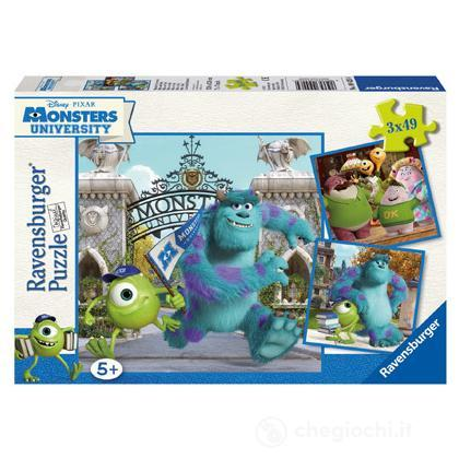 Monster University Mike and Sully