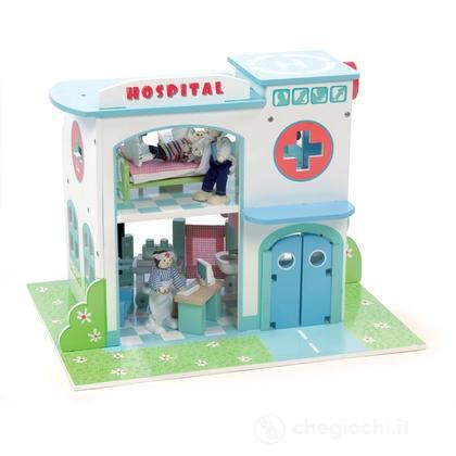 Ospedale (personaggi eclusi) (TV426)