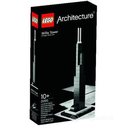 Willis Tower - Lego Architecture (21000)