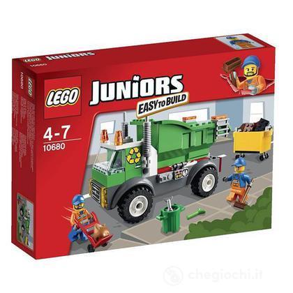 Camioncino della spazzatura - Lego Juniors (10680)