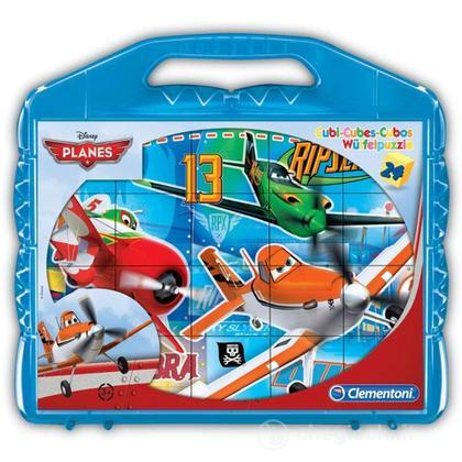 Valigetta 24 Cubi Planes (424260)