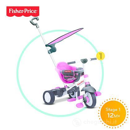 Triciclo Charm Plus Rosa
