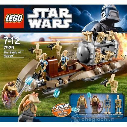 LEGO Star Wars - La battaglia di Naboo (7929)