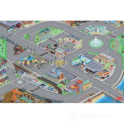 Tappeto gioco la città (TV429)
