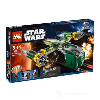 LEGO Star Wars - Bounty Hunter Assault Gunship (7930)