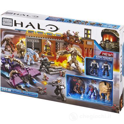 Mega Bloks Halo Flood Invasion (97430U)