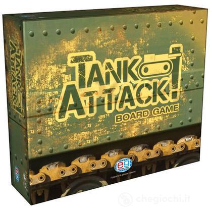 TankAttack! Board game
