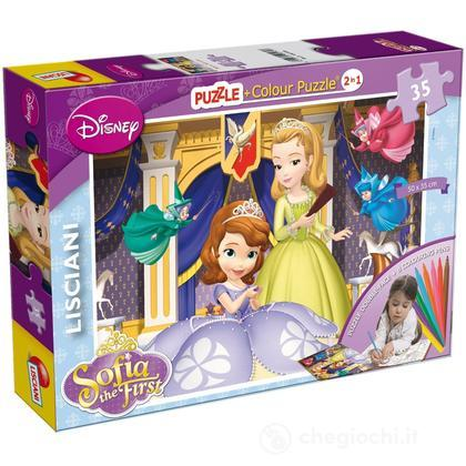 Puzzle Color Plus Super 35 Sofia (44306)