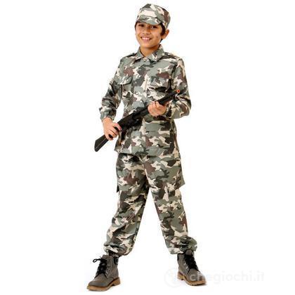 Costume Soldato M (26509)