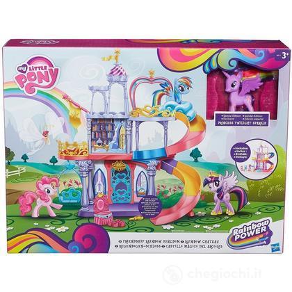 My little Pony Magical Rainbow Castle (A8213EU4)