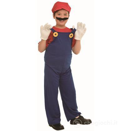 Costume Super Bro M (26789)