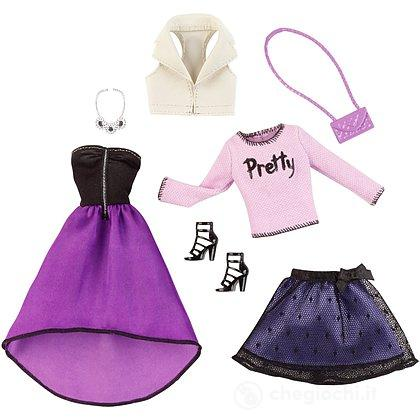 Barbie Look Fashion 2pack (CFY12)
