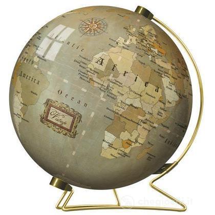 Mappamondo Vintage 3D Globo 540 pezzi