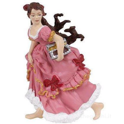 Principessa rosa con tesoro (39436)