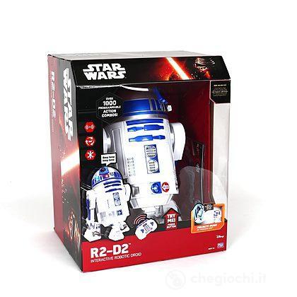 Star Wars Episodio VII Personaggio Interattivo Robotic Droid R2-D2