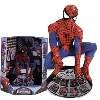 Personaggio gigante parlante Spider-Man 4 (GPZ50896)