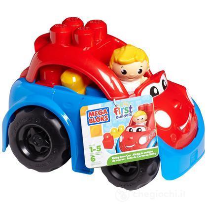 Camioncino dei pompieri (80464U)