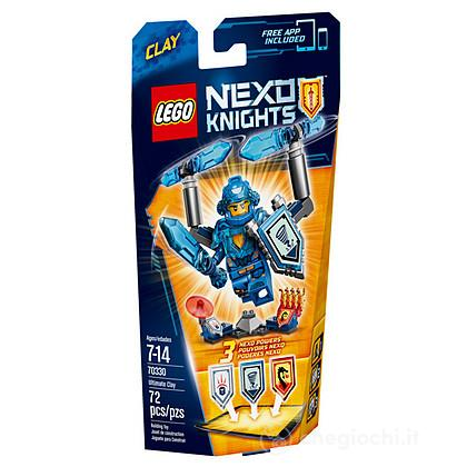 Ultimate Clay - Lego Nexo Knights (70330)