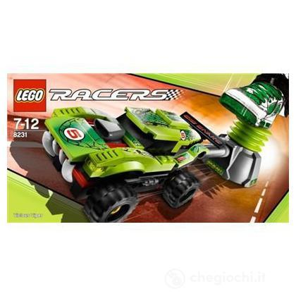 LEGO Racers Power Racers - La Vipera (8231)