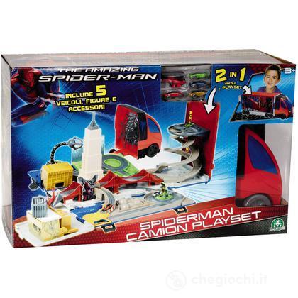 Camion Spider-Man 4  (GPZ50667)