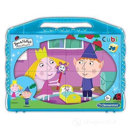 Ben e Holly Cubi 24 pezzi (42440)