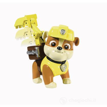 Rubble - Transforming Backpack Paw Patrol