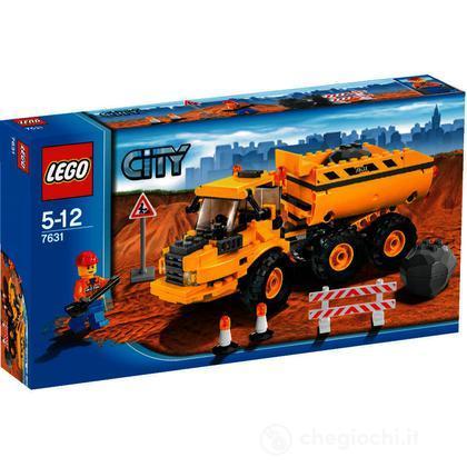 LEGO City - Autoribaltabile (7631)