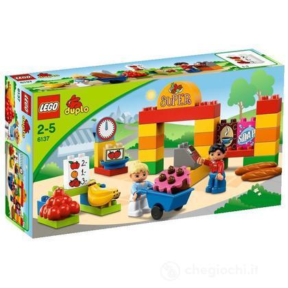 Il mio primo supermercato - Lego Duplo Mattoncini (6137)