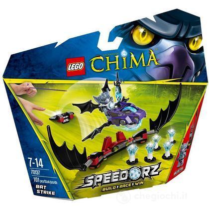 L'assalto del pippistrello - Lego Legends of Chima (70137)