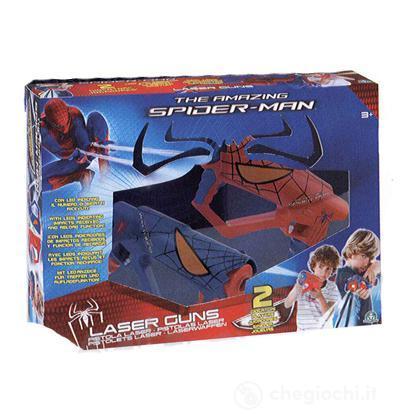 Laser guns set Spider-Man 4 (GPZ50926)