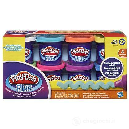Play-Doh Plus 8 Vasetti (A1206EU4)