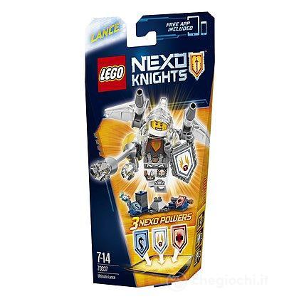 Ultimate Lance - Lego Nexo Knights (70337)