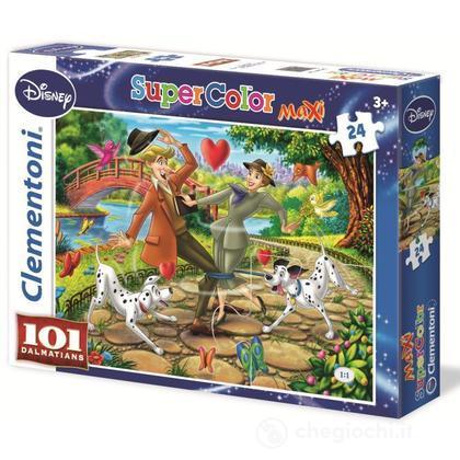 Puzzle Maxi 24 Classic La Carica Dei 101 (244480)