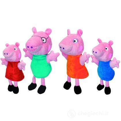 Peppa Pig set 4 marionette (104585070009)