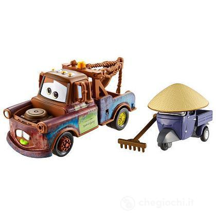 Cars 2 pack - Cricchetto e Maestro Zen (V2833)