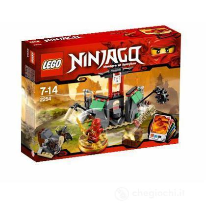 LEGO Ninjago - Il tempio di montagna (2254)