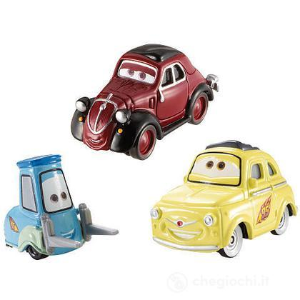 Cars 2 pack - Guido, Luigi e zio Topolino (V2837)